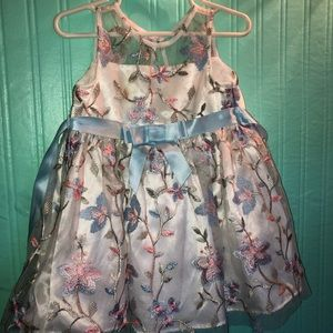 Rare additions easter/spring dress size 24 months